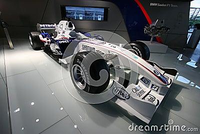 Формула-1 Редакционное Стоковое Фото