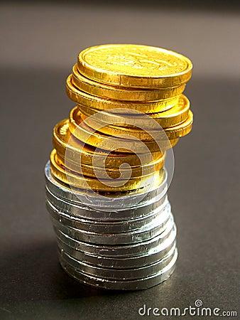 1欧洲的硬币