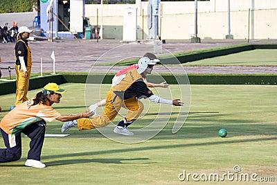 1ó Asia Pacific rola o campeonato 2009 Imagem de Stock Editorial