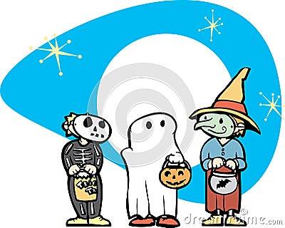 (1) Halloween dzieciaki