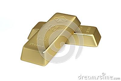 1 KILO Bars of fine gold