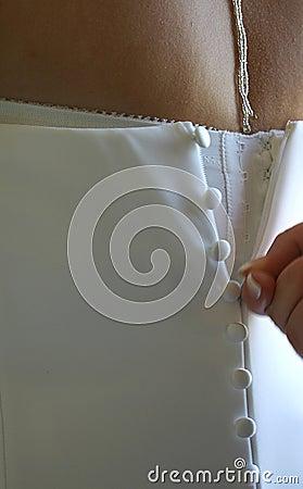 1 klänningbröllop