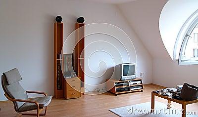 1 lägenhet