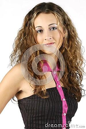 1 model teen