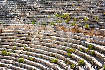 1 patara amphitheatre