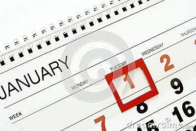 1-st January