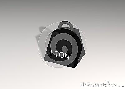 1 Ton