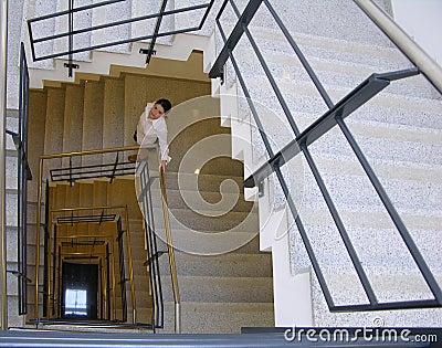 1 trappuppgång