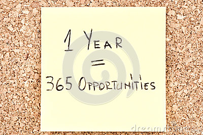 1 Year 365 Opportunities