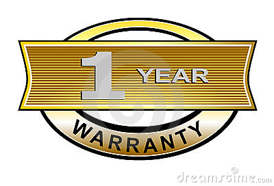 1 year warranty seal belt