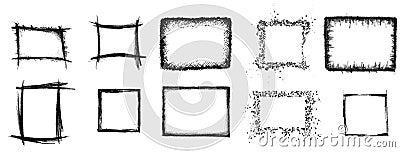 10 artistic frames