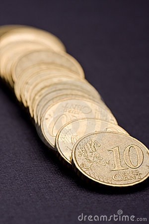 10 cent coin