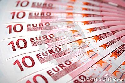 10 euro nota s