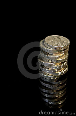 10 Münzen £1