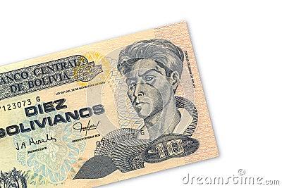 10 pesos bolivianos