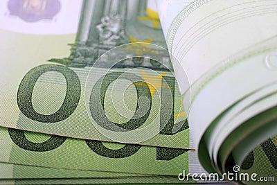 100一百欧元