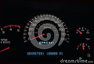 100,000 Miles