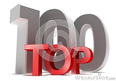 100顶层