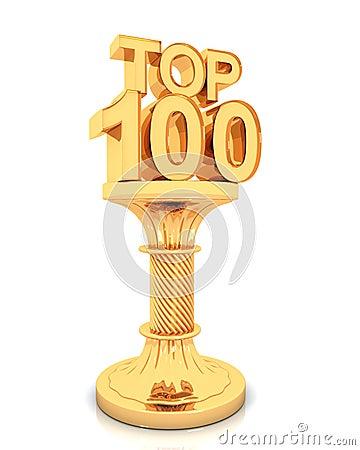 100个证书顶层