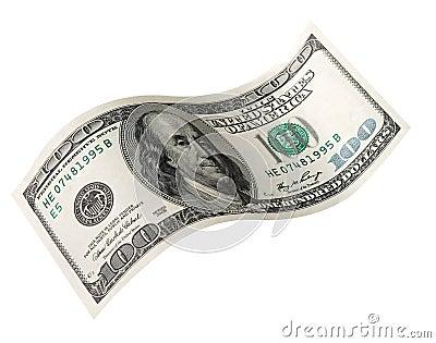 доллар 100