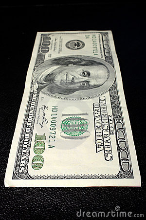 доллары 100 одних