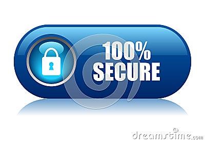 100 aseguran el botón