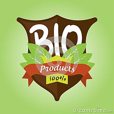 100  bio products badge