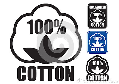 100  Cotton Seal