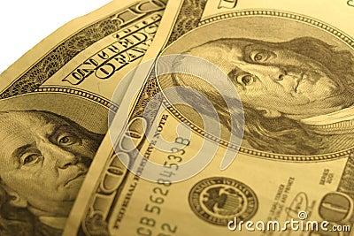 100 cuentas de dólar