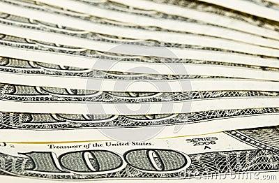 100 dollar bills macro