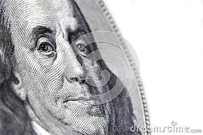 100 dollars benjamin franklin