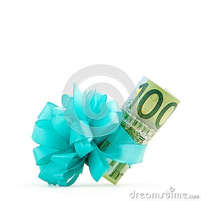 100 euro monej gift