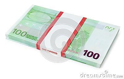 100 euros batch