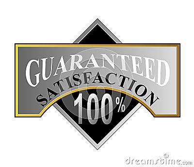 100  gewaarborgde tevredenheid