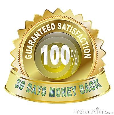 100  Guaranteed Satisfaction