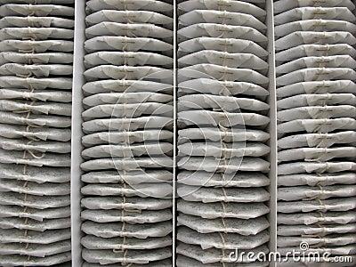 100 herbacianych toreb