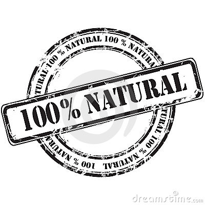100 natural grunge rubber stamp background