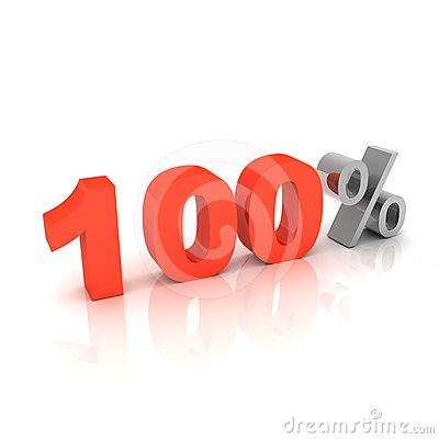 100 percent 3d