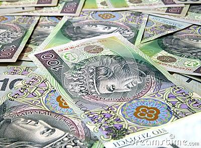100 PLN / Zloty bills