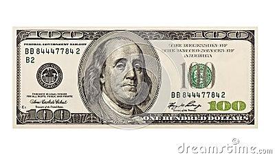 $100 recessie