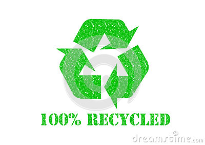 100  RECYCLED