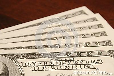 $100 rekeningen