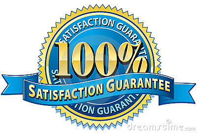 100  Satisfaction Guarantee