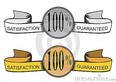 100  satisfaction seal belt