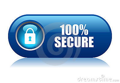 100 secure button