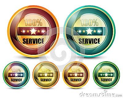 100  Service