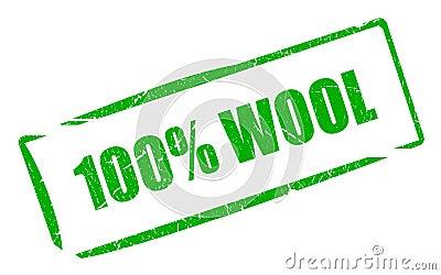 100 wool