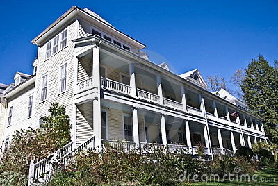 100 Year Old Mountain Inn