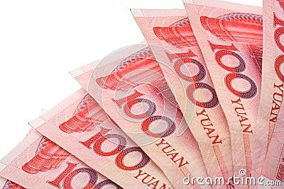 100 Yuan Renminbi