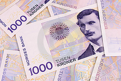 1000 Kroner